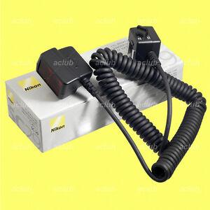 Genuine-Nikon-SC-29-TTL-Coiled-Remote-Cord-w-AF-Assist-for-SB-910-SB-910-SB-500