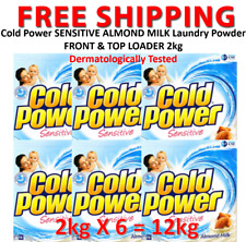 Surf Tropical Front /& Top Loader Laundry Powder 1kg x 12