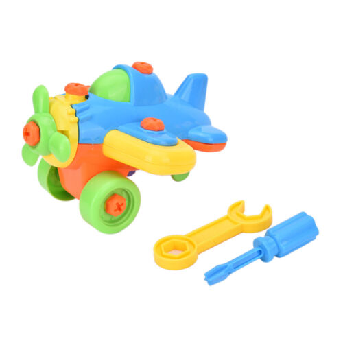 Christmas Gift Kids Child Baby Boy Disassembly Assembly Classic Car Toy Gut