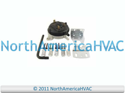 """Supco Universal Draft Vent Air Pressure Switch Adjust .10-10/"""" WC NS2-0000-03 USA"""