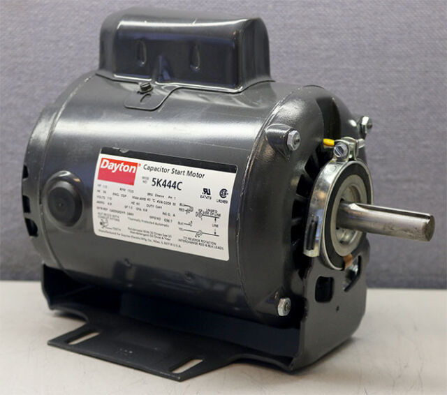 RELIANCE ELECTRIC  1//4HP 1140RPM DUTY MASTER AC MOTOR P48H0310P *PZF*