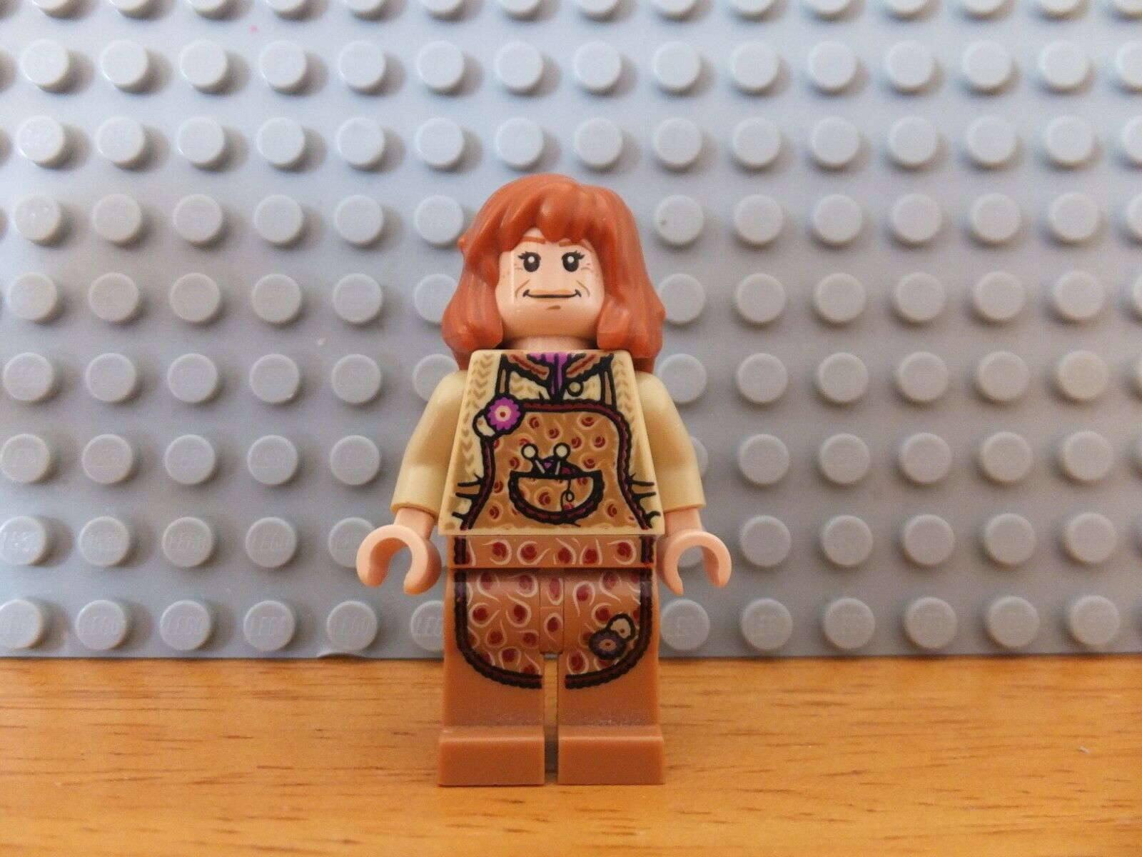 LEGO Harry Potter Molly Weasley minicifra dal Set 4840   compra meglio