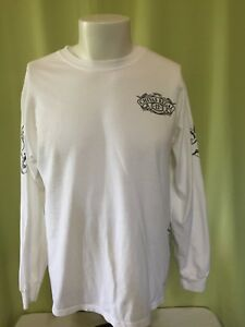 14be73dc2 Chivas Regal Men s White Long Sleeve Shirt Size Medium Live with ...