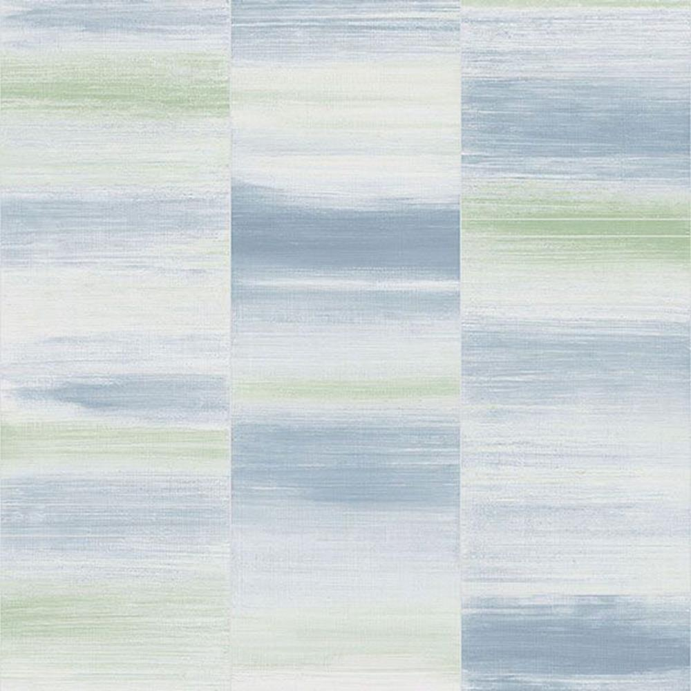 G67743 - Special FX Mirror Tile Effect bluee Green White Galerie Wallpaper