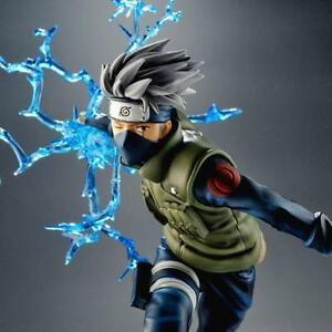 cool naruto kakashi sasuke action figure anime puppets figure pvc