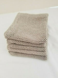 100/% Hemp Wash Towel ANTIBACTERIAL