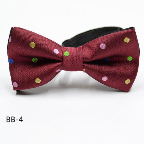 New Children Kids Toddler Boys Tied Wedding Party Bow Tie Necktie Fashion Gift