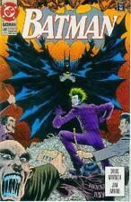 Batman # 491 (Knightfall lead-in, Joker) (Jim Aparo) (USA, 1993)