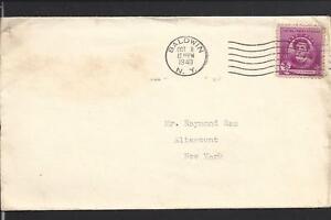 BALDWIN-NEW-YORK-1940-3CT-COVER-TO-ALTAMOUNT-N-Y-NASSAU-CO-1899-OP