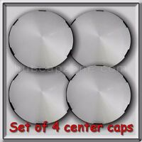 Set Of 4 2003-2004 Gmc Yukon Xl Center Caps Hubcaps For 6 Spoke Aluminum Wheel