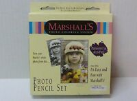 Marshall's Photo Coloring Pencil Deluxe Set Ms-p-set Marshalls