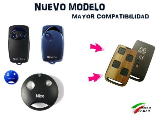 1 New HR matic multi 3 universal compatible garage remote multi frequency no