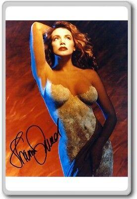 Sade Autographed Preprint Signed Photo Fridge Magnet