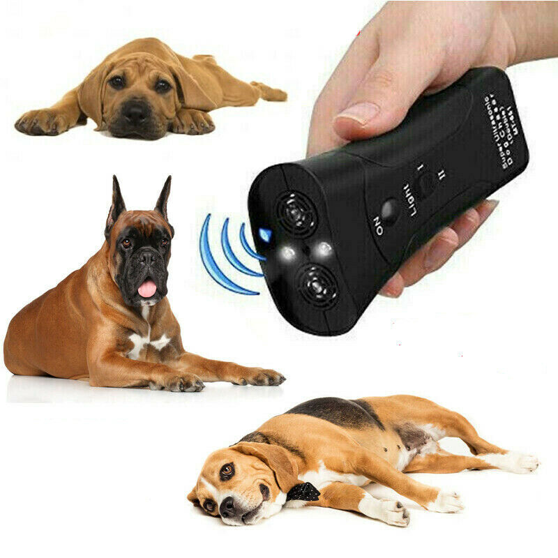 Ultrasonic Dog Training Remote Control  Pet Supplies / Dogs Train New 2