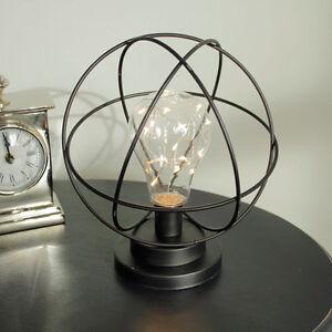 atom gl hbirne led lampe beleuchtung retro stil vintage schlafzimmer wohnzimmer ebay. Black Bedroom Furniture Sets. Home Design Ideas