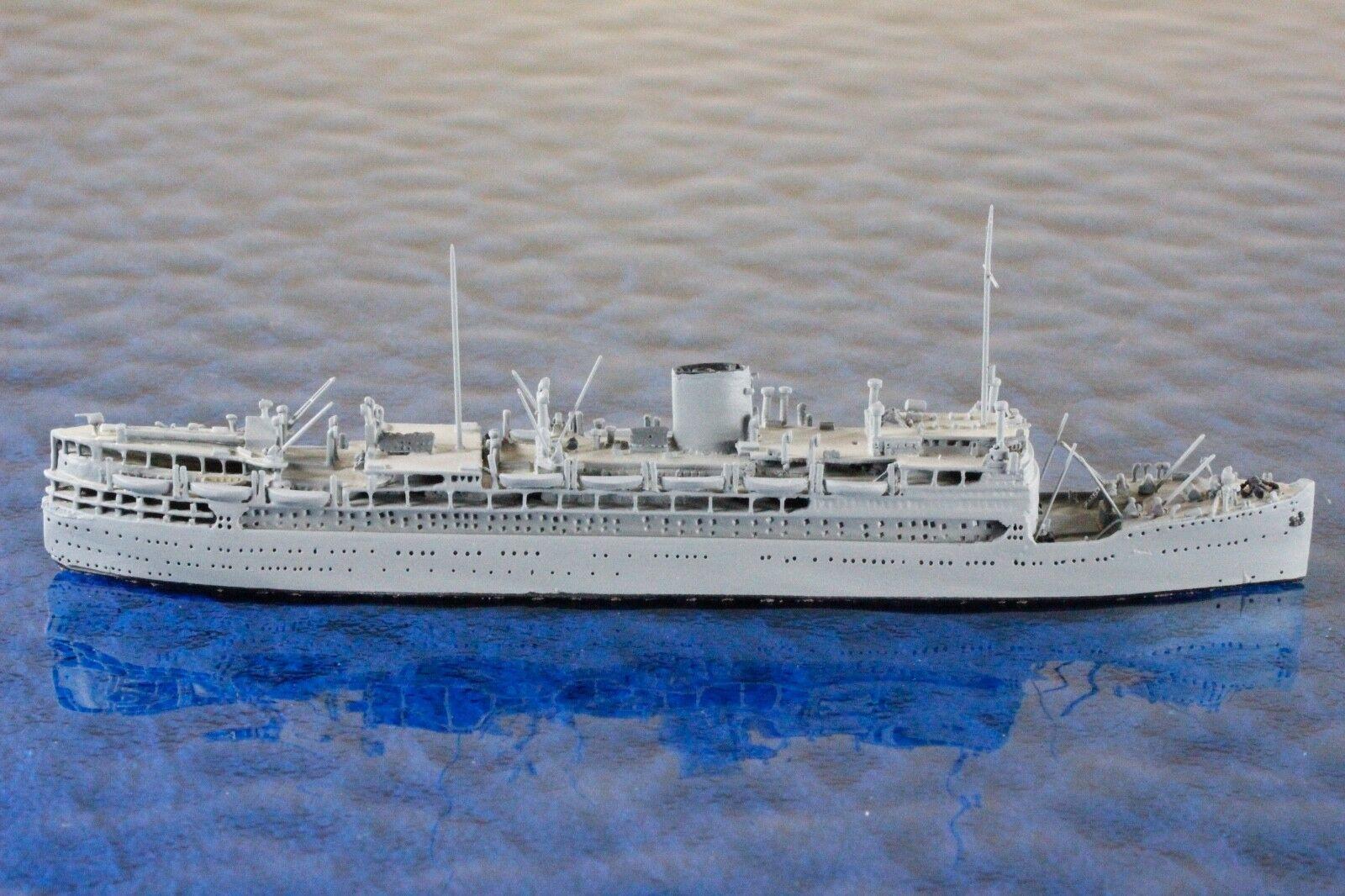 Dempo manufacturer WDS K 2d 1 1250 Ship Model