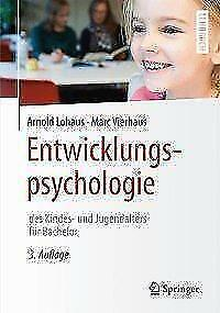 1 von 1 - Entwicklungspsychologie des Kindes- und Jugendalters für Bachelor von Arnold Loh