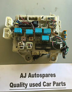 s l300 toyota previa 2004 2 0 d4d manual fuse box 89221 28140 ebay toyota previa 2004 fuse box at panicattacktreatment.co