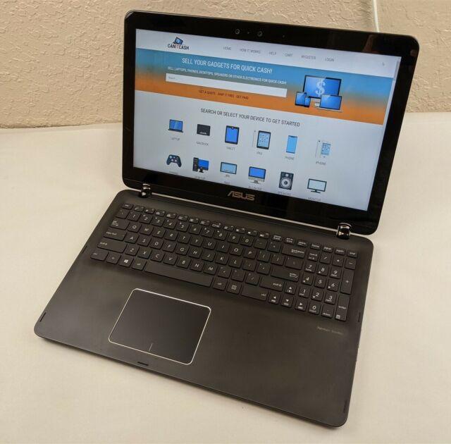 Asus Q524U 2-in-1 i7-7500U 2.70GHz 12GB RAM 2TB HDD 15.6