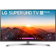 LG 65-Inch 4K Ultra HD Smart LED TV w/ Google Assistant & Alexa, 4 x HDMI, Wi-Fi