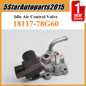Idle Air Control IAC Valve 18117-78G60 fits Suzuki Jimny Ignis Liana 2001-2004