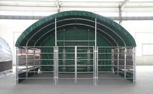 Image Is Loading Livestock Shelter Sheds Farm Storage Building Horse Sheep