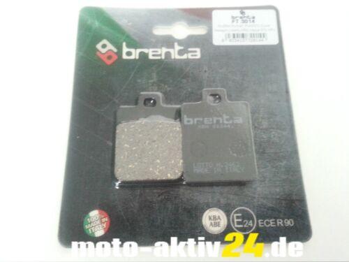 Brenta organische Bremsbeläge vorne Vespa LX 50 2T C38101 2005-2013
