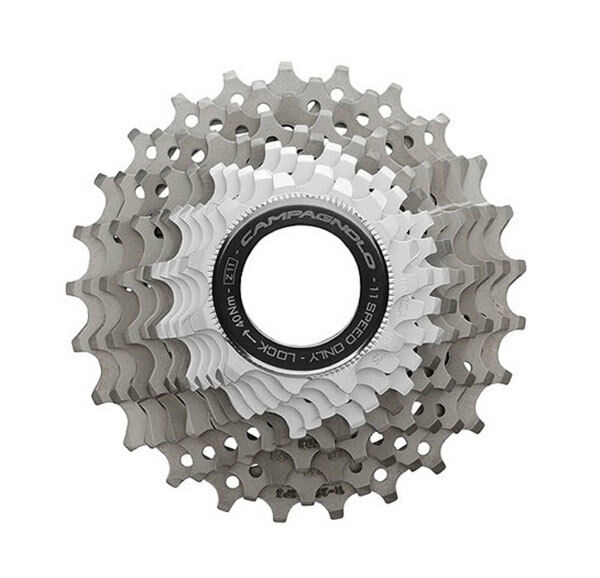 Campagnolo Super Record 11 Speed Road Fahrrad Cassette 11-23