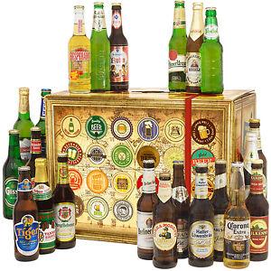 biergeschenke 24x biere welt deutschland geschenkbox bier geschenk f r m nner ebay. Black Bedroom Furniture Sets. Home Design Ideas