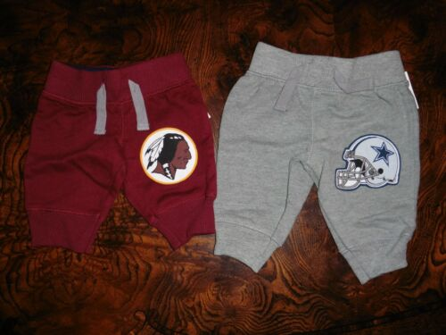 NFL FAN Baby /& Toddler Soft Comfy Sweatpants ALL teams choose color team /& size