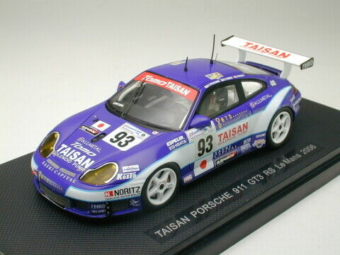 EBBRO 1 43 Tansan PORSCHE 911 GT3 RS Le Mans 24 h 2006  93 from Japan