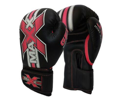 Details about  /Junior kids Punch bag boxing set filled Bracket or Hook and gloves 6OZ,8OZ Maxx
