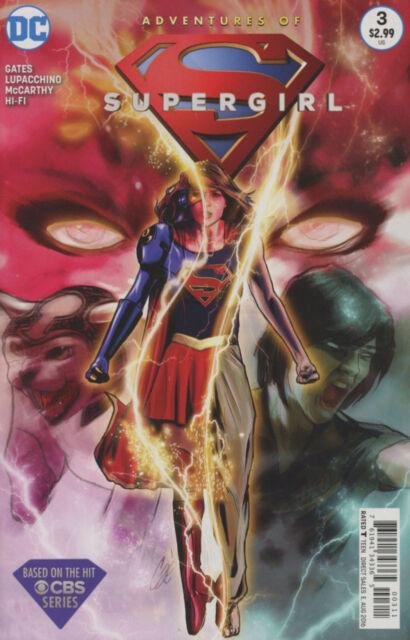 Adventures of Supergirl (2016) #3 VF/NM CBS