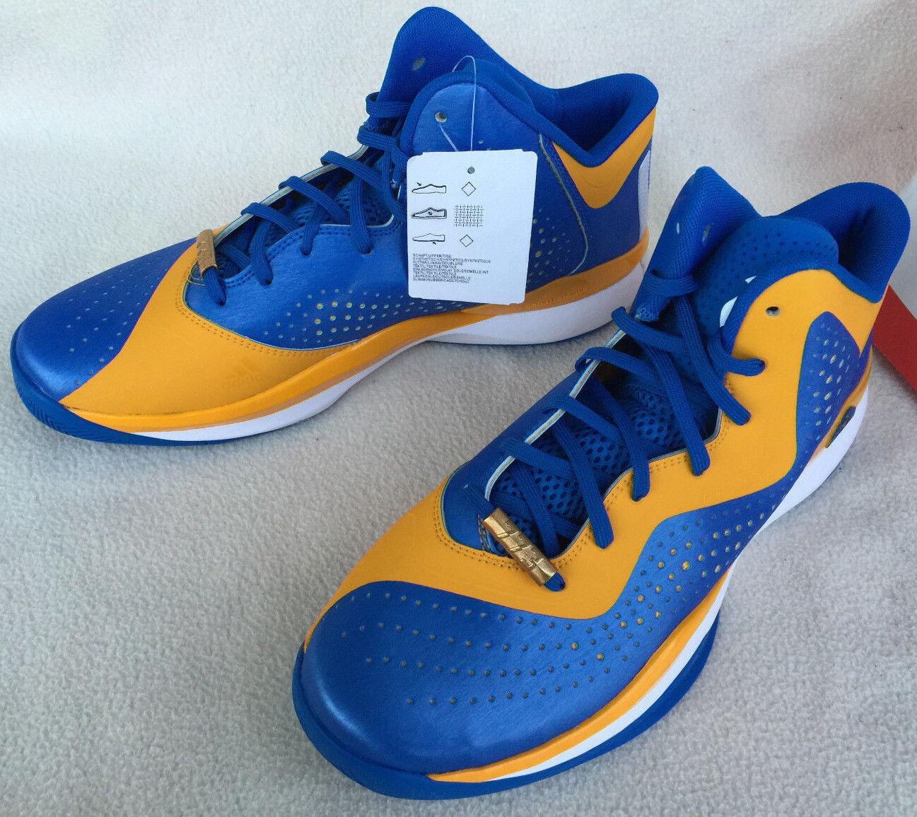 Adidas s rose 773 iii c76578 c76578 iii derrick rose blu, scarpe da basket maschile di 9,5 nba f7f2b5