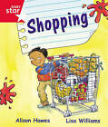 Rigby Star Guided Reception Red Level: Shopping Pupil Book (Single) by Alison Hawes (Paperback, 2000)