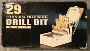 1-16-1-2-Titanium-29-Pcs-Drill-Bit-Set