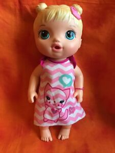 Baby Alive Doll Hasbro 2015 Quot Better Now Bailey Quot Blonde