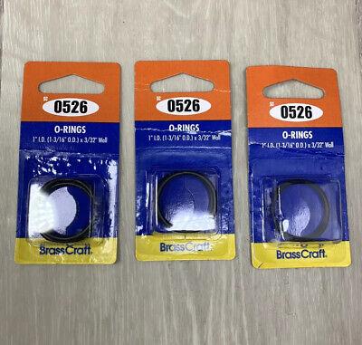 BRASSCRAFT SC0556 3//16 x 5//16 O-Ring