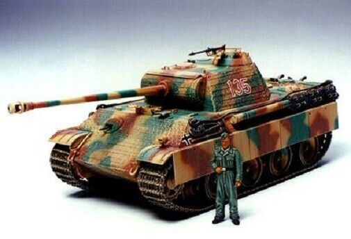 Tamiya 35170 - 1/35 WWII Td. Sd.kfz 171 Panther Ausf. G - Nuovo
