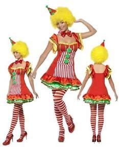 Costume-Carnevale-Donna-Pagliaccio-travestimento-Clown-smiffys-17583