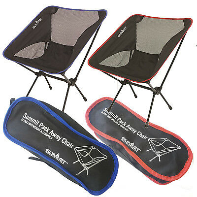 Pack Away Chair With Carry Bag