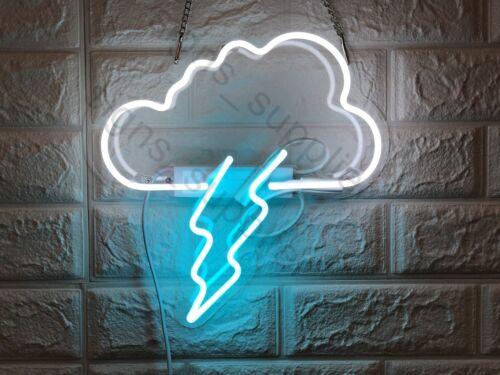 """New Light Cloud Wall Decor Artwork Neon Light Sign 13/""""x12/"""""""