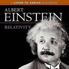 Relativity by Albert Einstein (CD-Audio, 2001)