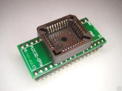 PLCC32 PLCC 32 TO DIP32 Adapter Universal Xeltek UP48