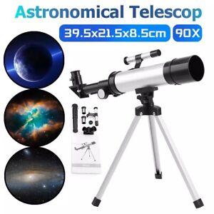 Telescopio-HD-Monocular-Tripod-360x50mm-Refractive-Space-Astronomical-Telescope