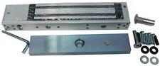 Maglock Magnetic Lock 280kg 12V 24V Bi-Colour LED, Door State MONITORED