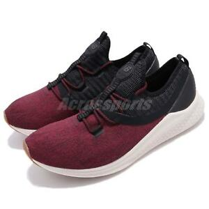 new balance red trainers men