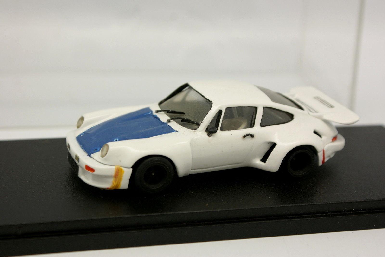 AMR 1 43 - Porsche 911 Carrera Buchet biancahe blue