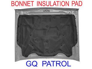 Nissan-GQ-Patrol-Bonnet-Insulation