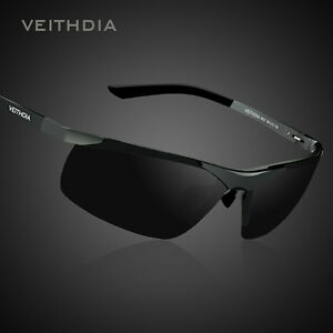 2016 New High-end Mens 100% UV400 polarized sunglasses ...